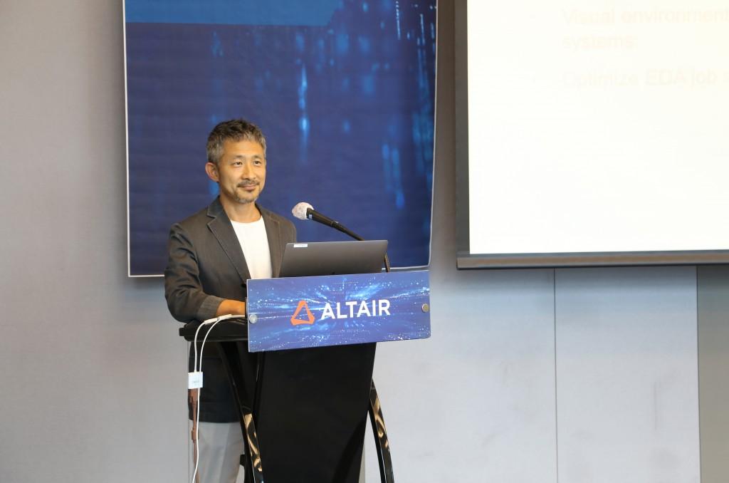 Altair_KnowledgeWorks_문성수대표이사_1